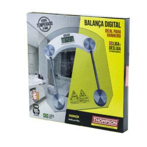 Balança de Banheiro Digital