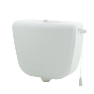 Caixa Descarga Branca 6/9 litros Thompson