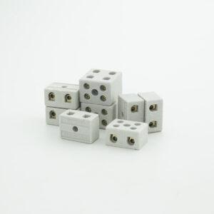 Conector de Porcelana Bipolar