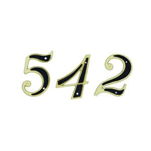 Número Colonial Apartamento
