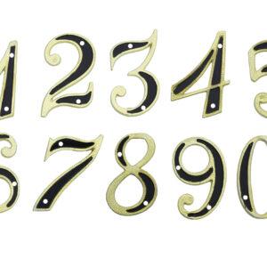 Número Colonial Residencial